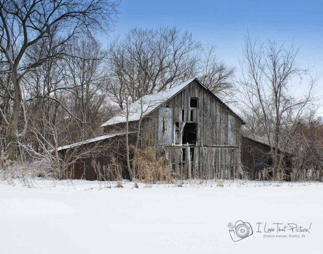 Unknown Barn