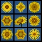 Sunflower 9 frame 2 800x800